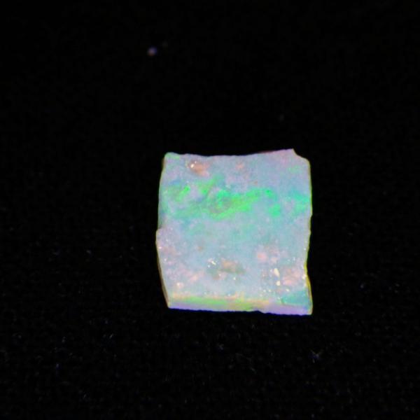 0.59 ct Natural N9 Rough Multi fire flash lightning ridge Australian opal