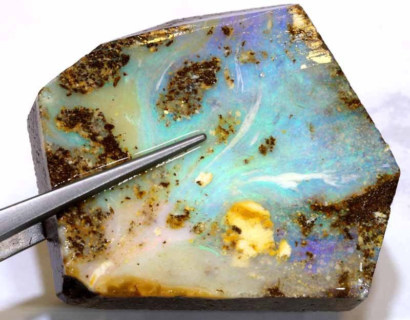232.70 CTS -BOULDER OPAL ROUGH DT-6942