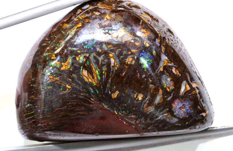 120 CTS -PART-POLISHED YOWAH OPAL ROUGH  DT-7086