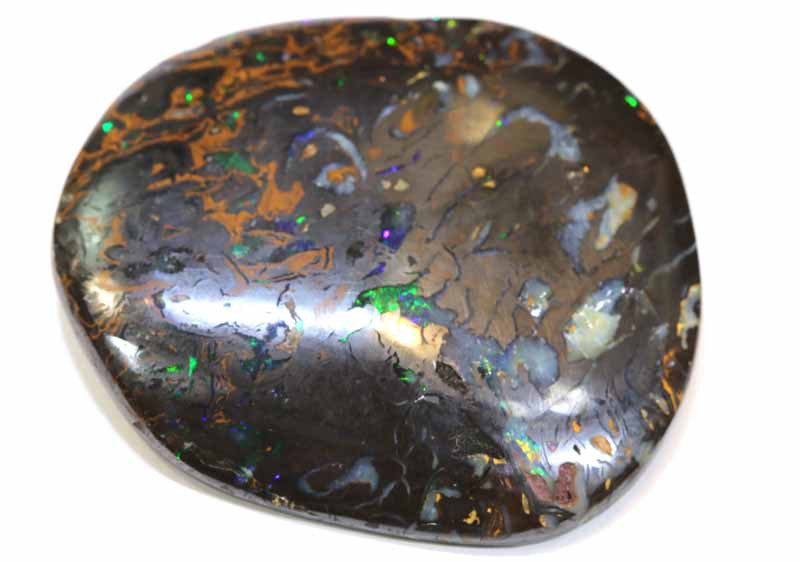 78.80 cts-PART-POLISHED YOWAH OPAL ROUGH  DT-7096