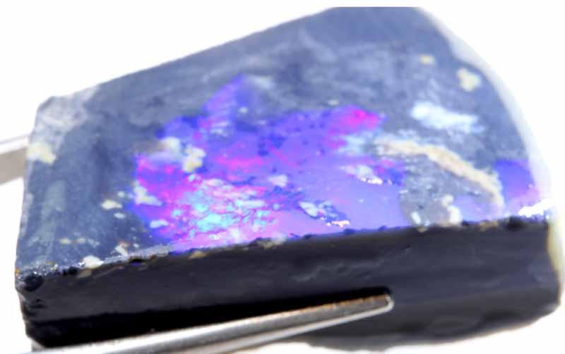 66.70 CTS -BLACK OPAL RUB DT-7107