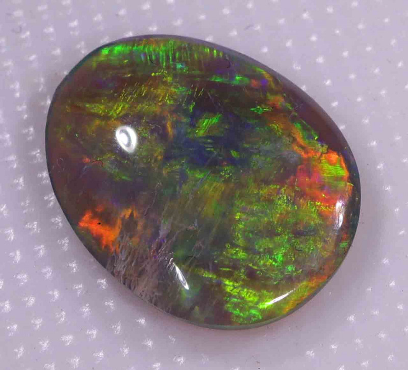 1.40 CTS  BLACK OPAL FROM LR -