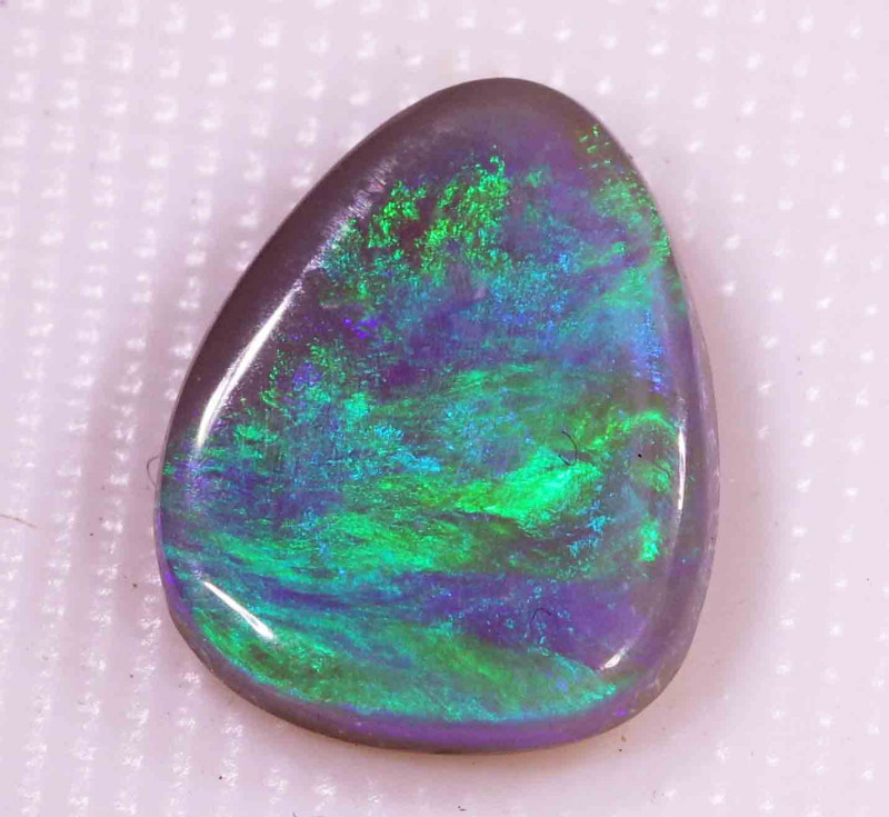 1.90 CTS  BLACK OPAL FROM LR -
