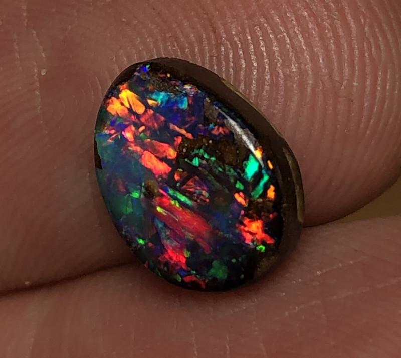 2.81cts Boulder Opal Stone AE106