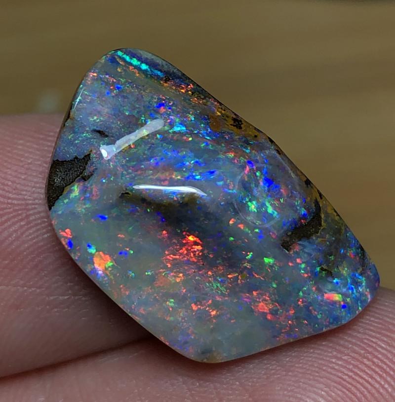 19.6cts Boulder Opal Stone AE108