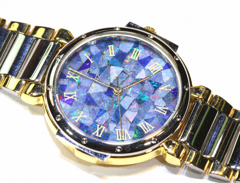 200 CTS AMAZING OPAL WATCH TBO-683