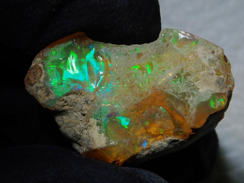 12ct A9 Gamble Quality Rough Ethiopian Wello Opal