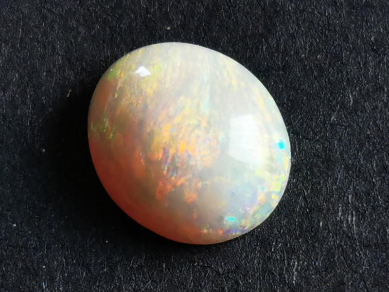 Beautiful Pinks - Crystal Opal - Lightning Ridge Australia - 1.27 Cts