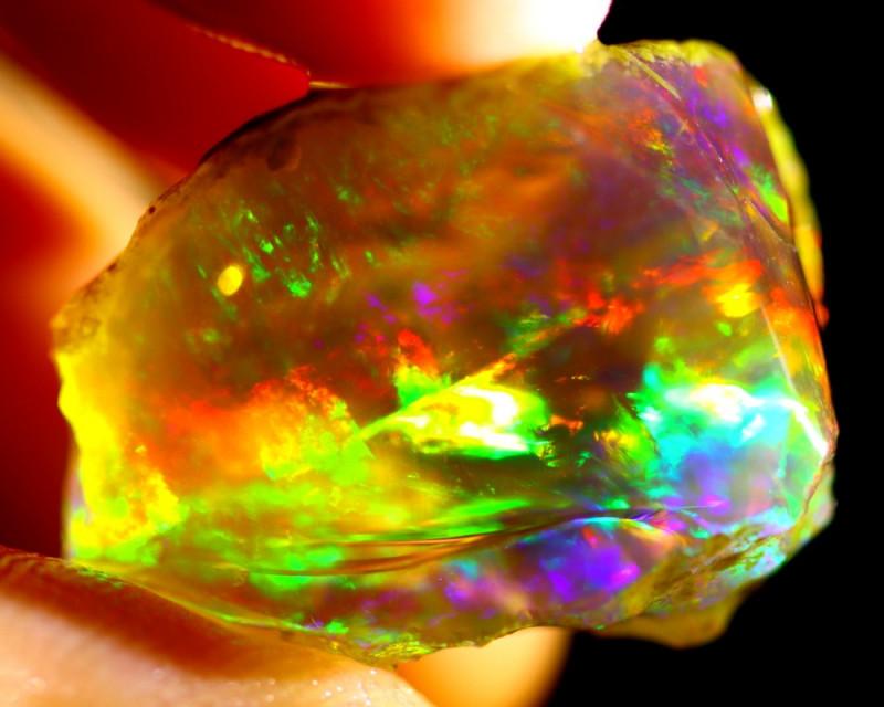 33cts Ethiopian Crystal Rough Specimen Rough / CR715
