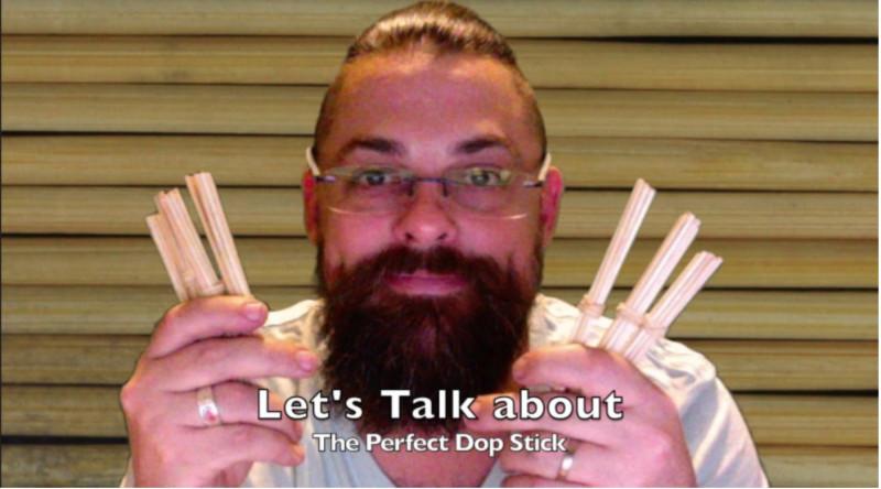 Dopping Sticks- Riley's Favourite- Pack of 10 Sticks [25626]
