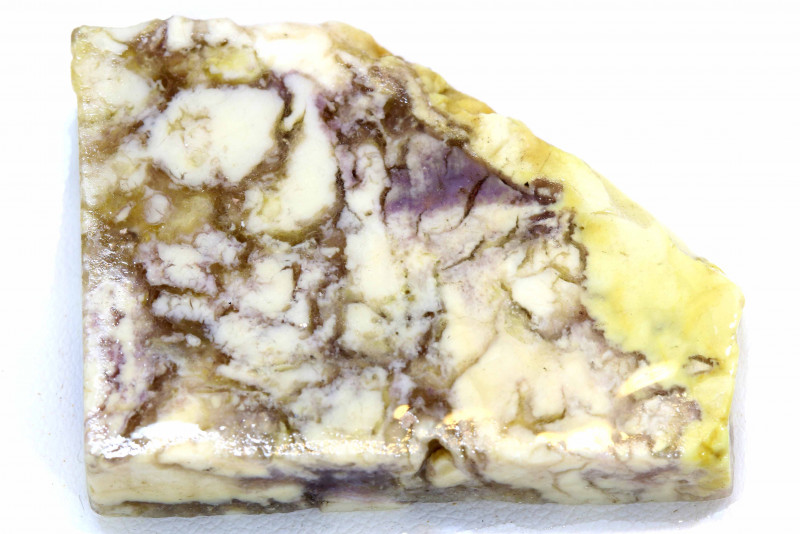 81.7 CTS  - OPAL FLUORITE ROUGH 'TIFFANY STONE' DT-7620