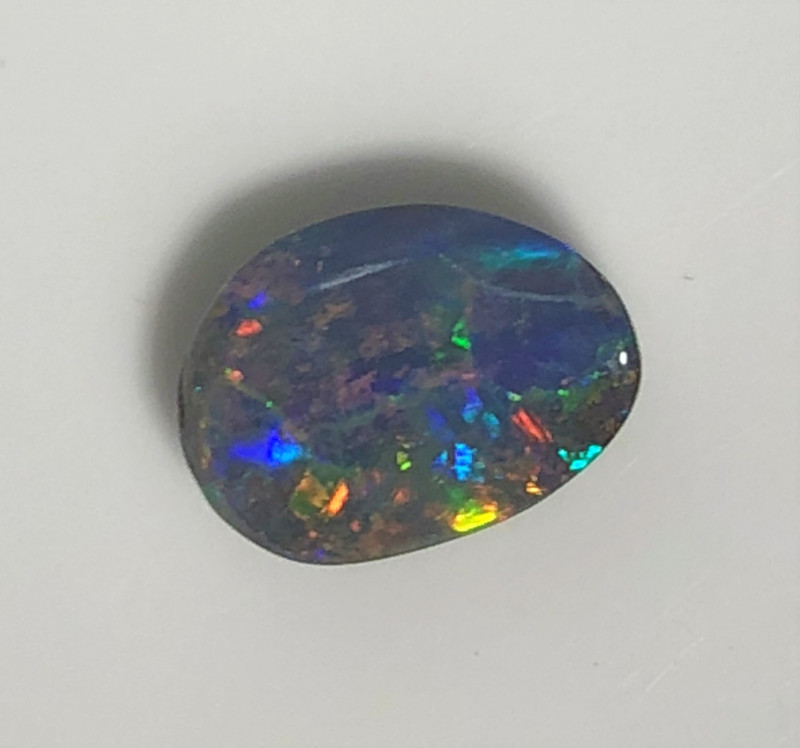 Solid  Boulder Opal from Quilpie