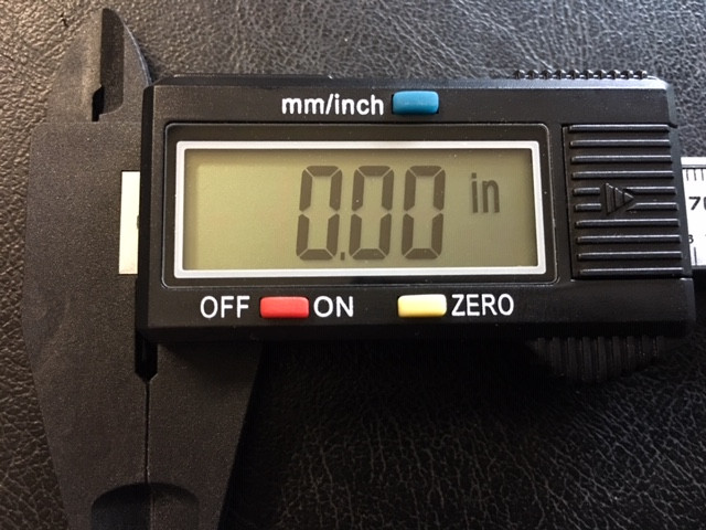 Large size Electronic Calibrator,inchs or mm   OPJ 2909