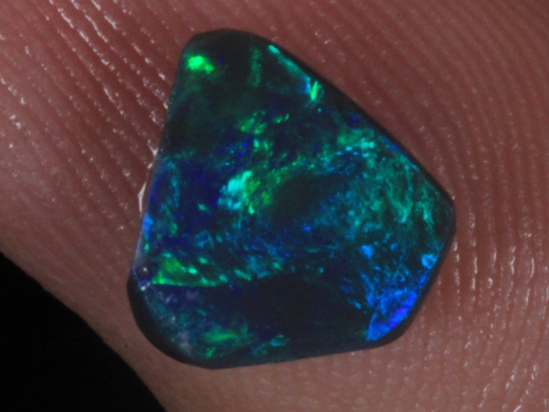 #6 -Rough Opal from  Lightning Ridge [25827]