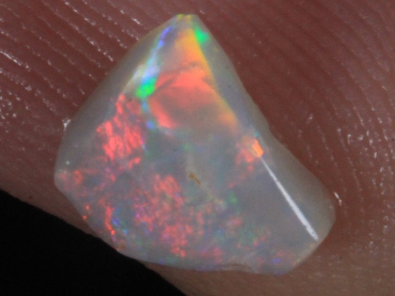 #6 -Rough Opal from  Lightning Ridge [25828]