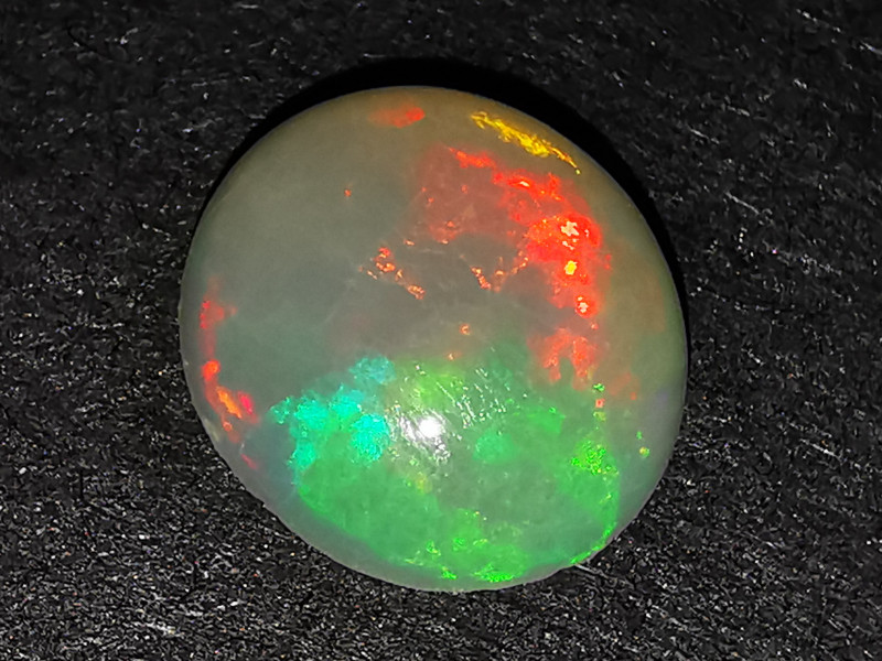 High Grade Clean Crystal Opal - Mintabie Australia - 1.17 carats