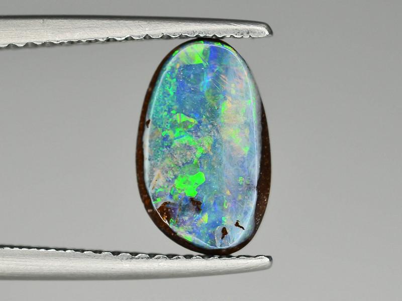 2.04 ct Australian Boulder Opal