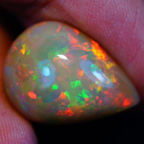 7.09 CT Top Quality Natural Welo Ethiopian Opal-JCC147