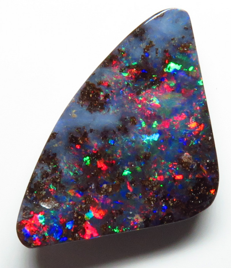 17.40ct Queensland Boulder Opal Stone