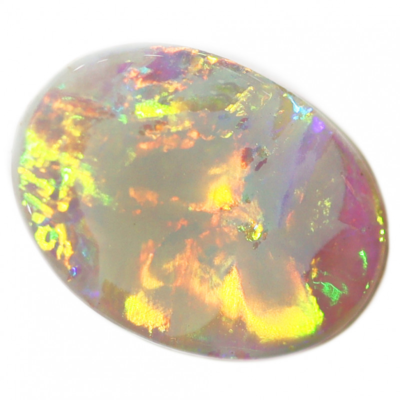 2.30CT OPAL CRYSTAL  STONE LIGHTNING RIDGE [CS196]