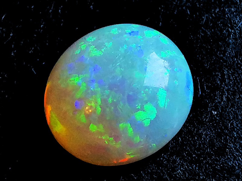 Gem Grade High Dome Crystal Opal - Coober Pedy Australia - 2.1 cts