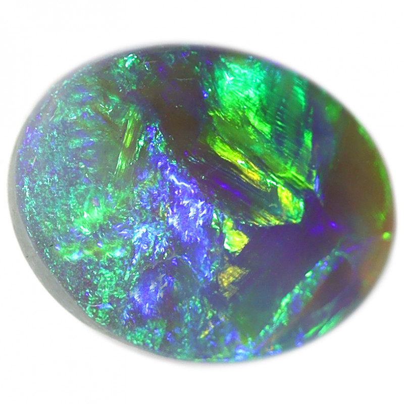 3.30 CTS  BLACK OPAL LIGHTNING RIDGE STONE [CS216]