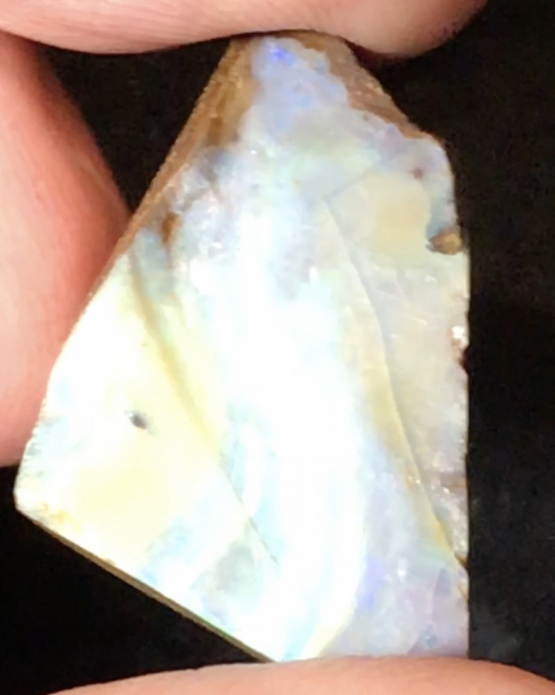 Boulder Opal Rough, Ready to be cut and Polished Ref 2024