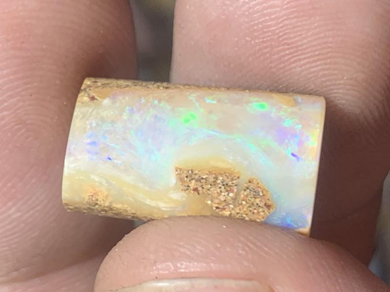 Beautiful Winton pipe opal