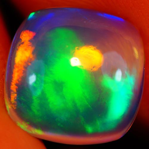3.00 CT 11x11mm Extra Fine Quality  Welo Ethiopian Opal-GD657