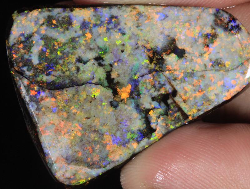 2#  -  Andamooka Matrix Opal Rough [26239]