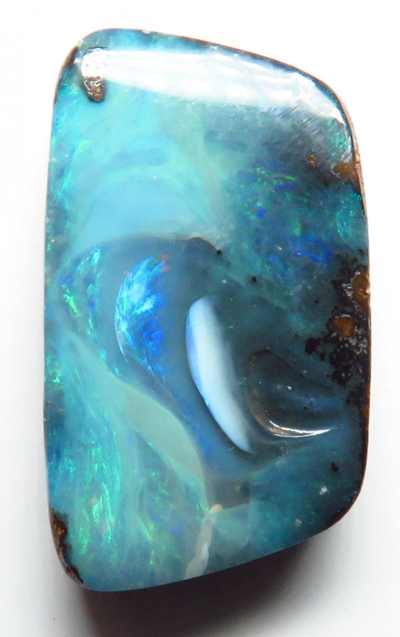 11.14ct Queensland Boulder Opal Stone