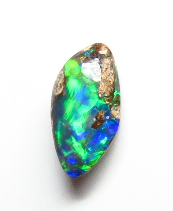 0.46ct Queensland Boulder Opal Stone