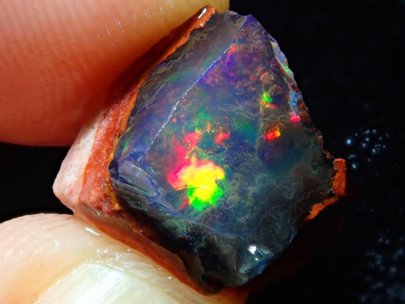 A2 Rough Mexican Opal
