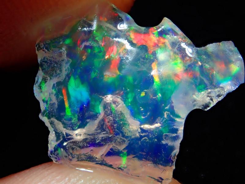 A1 Rough Mexican Opal