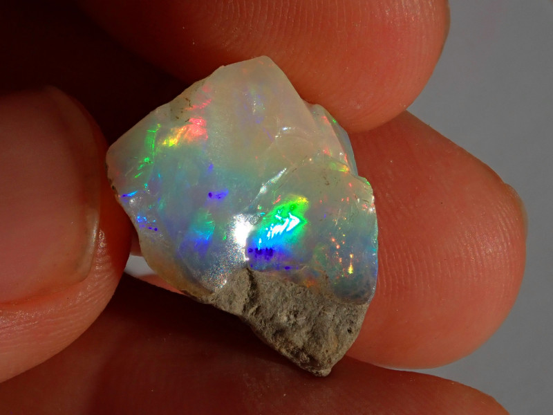 A1 Gamble Quality Rough Ethiopian Wello Opal