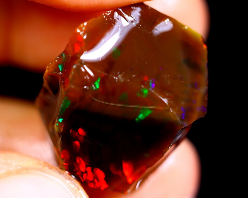 27cts Ethiopian Crystal Rough Specimen Rough / VK68