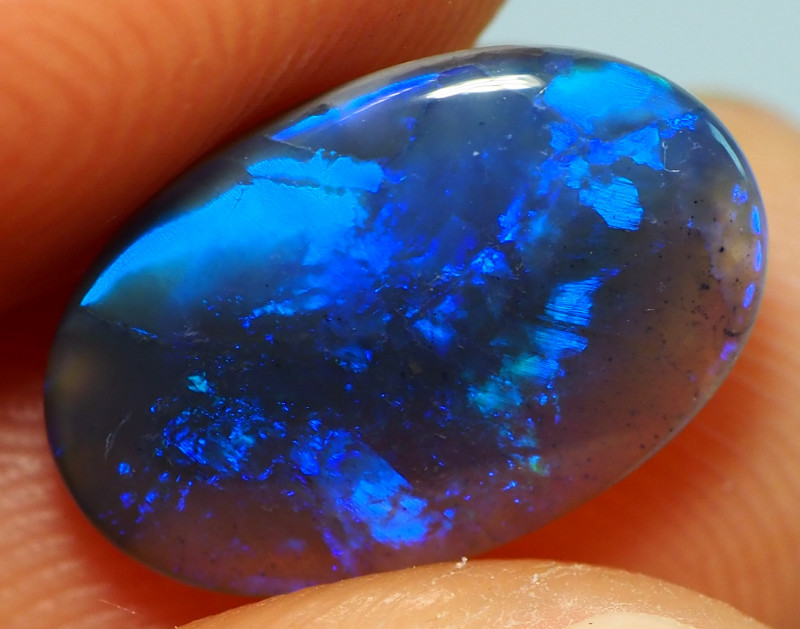 1.85CT BLACK OPAL  LIGHTNING RIDGE AL229