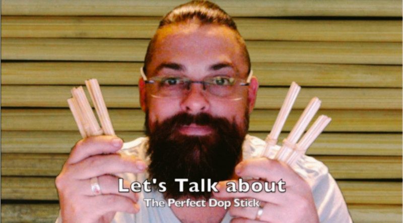 Dopping Sticks- Riley's Favourite- Pack of 10 Sticks [26916]