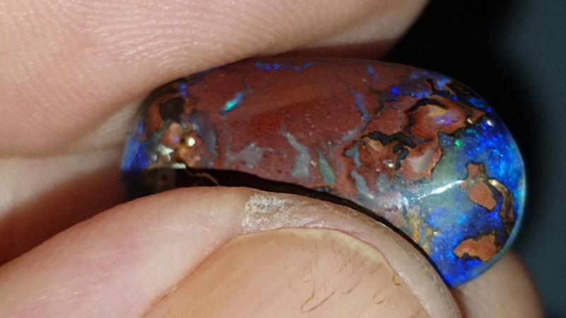 12.1 Ct Boulder Opal from Yowah