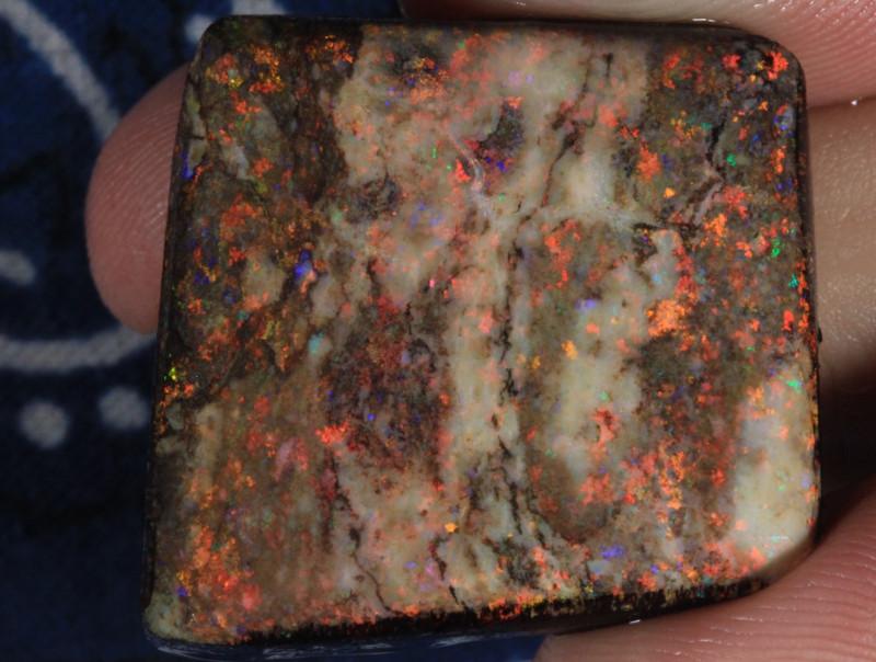 #2  -  Andamooka Matrix Opal Rough [27009]