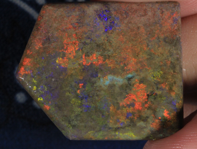#2  -  Andamooka Matrix Opal Rough [27024]