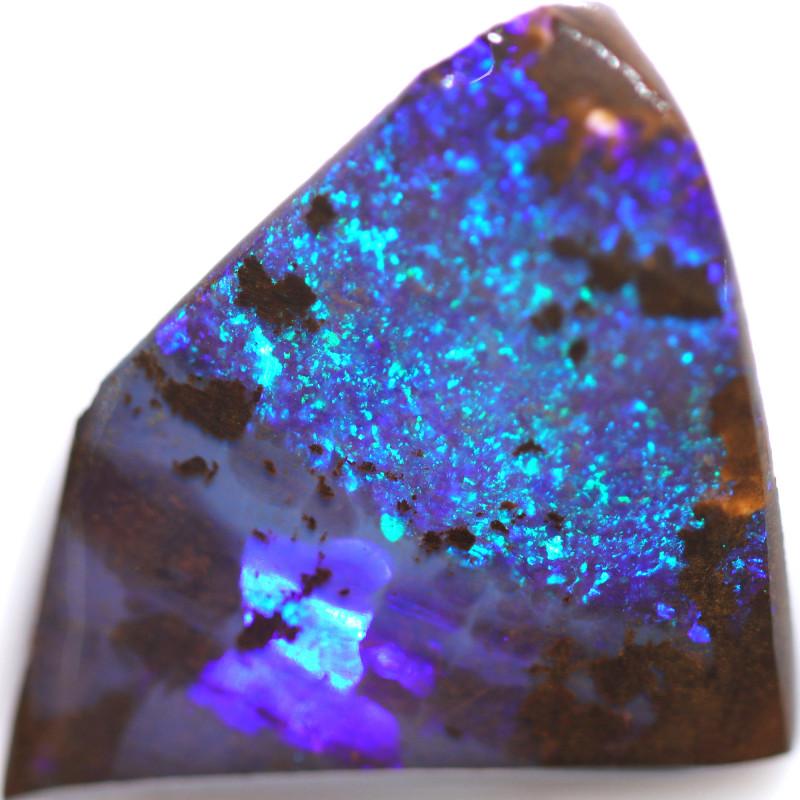 14.80 CTS  BLUE  BOULDER ROUGH-JUNDAH [BY8399]