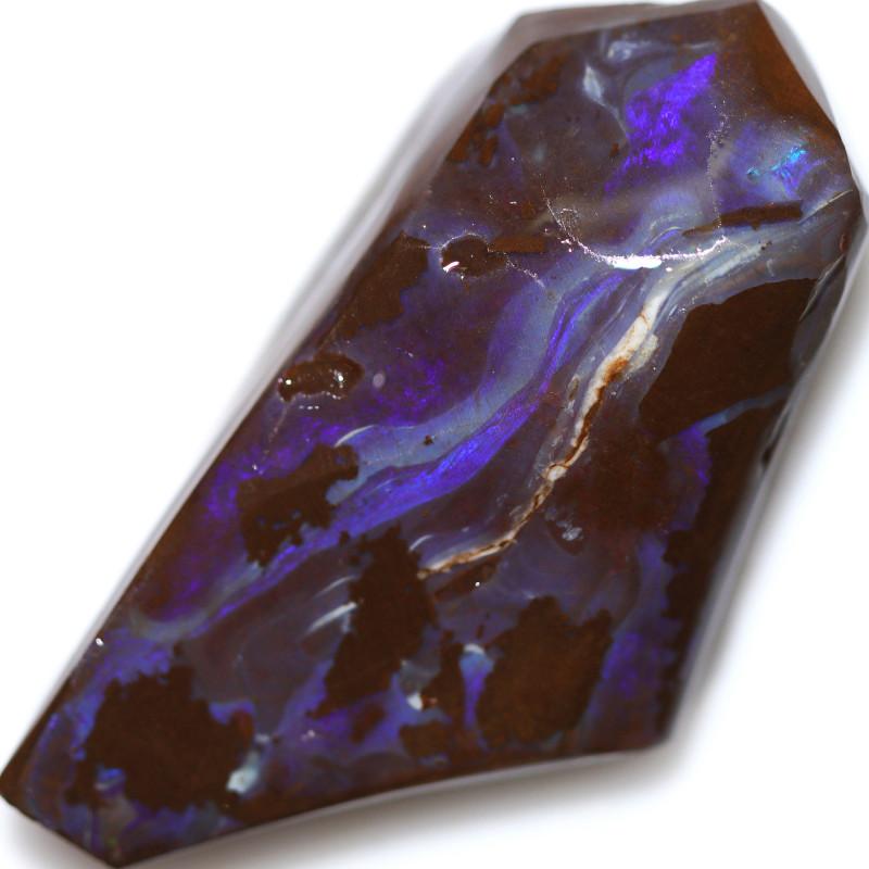 72.05 CTS  BLUE  BOULDER ROUGH-JUNDAH [BY8424]