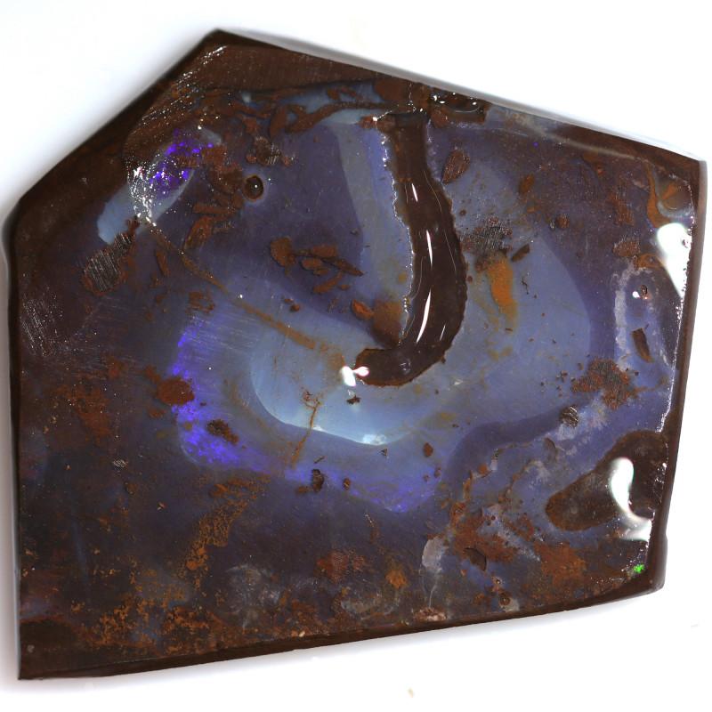 118.65 CTS  BLUE  BOULDER ROUGH-JUNDAH [BY8429]