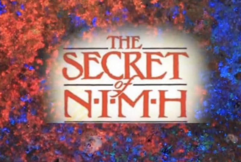 1# - The Secret of NIMH  [27229]