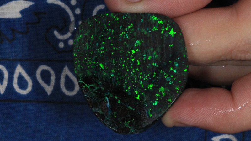 #3-  GREENDAY COLLECTION- Matrix Opal Rough [27246]