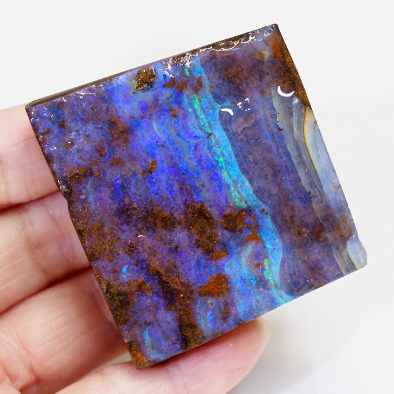 328cts Boulder Opal Rough/Rub Pre-Shaped  S1313