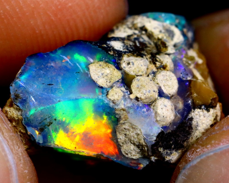 7cts Ethiopian Welo Rough Opal / WR2197
