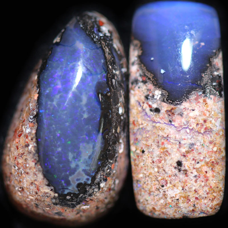$20 PER STONE 8.65 CTS BOULDER PIPE CRYSTAL - [FJP3507]