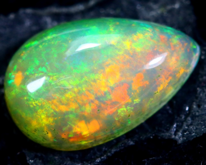 1.27cts Natural Ethiopian Welo Opal / HM151